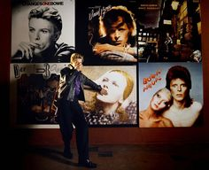 David Unseen: Tony McGee reveals rare photographs of David Bowie in new exhibition | Creative Boom