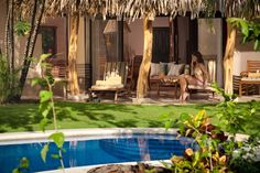 Cala Luna Boutique Hotel & Villas is a deluxe boutique hotel in Guanacaste Costa Rica located near the lively Tamarindo beach.