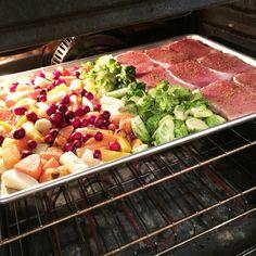 sheet pan supper