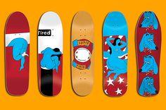 #Tired Skateboards Spring 2015