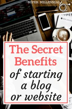 Starting a blog or website is great but the other opportunities that come with are even better. From coaching, speaking, or book deals learn them now!