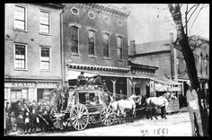 Images of Old Kentucky: Stagecoaches and Trolleys in the 1880s - Old Photo Archive