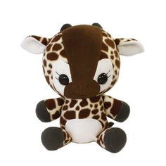 Plushie Sewing Pattern PDF Cute Soft Plush Toy - Lulu Baby Giraffe Cuddly Stuffed Animal 16 via Etsy