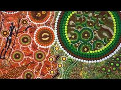 How does Aboriginal art create meaning - YouTube