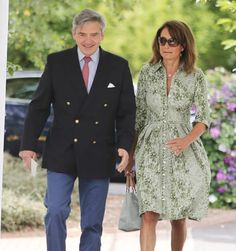 Michael and Carole Middleton may loose some privileges.