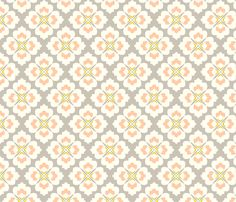 Dogwood Days fabric by nadiahassan on Spoonflower - custom fabric
