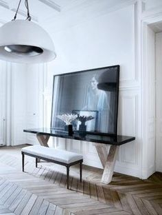 simple & chic (interior by Gilles & Boissier)