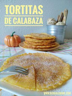 All in One: Tortitas de calabaza