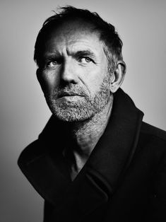 Anton Corbijn (1955) - Dutch photographer (also music video and film director). Photo © Stephan Vanfleteren