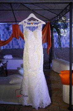 Vestido de noiva - tipo sereia