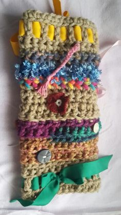 Free Crochet Pattern For Hand Muff : Twiddle Muff for people living with Dementia - Knitted by ...