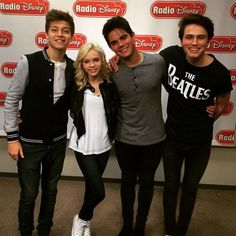 Sweet Little Something on @radiodisney TODAY at 2pm! Don't miss it