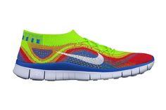 FEET: Nike Free Flyknit 2013