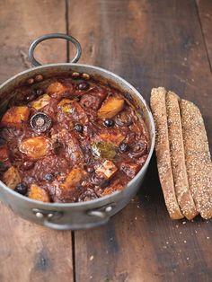 Jamie Oliver's Chicken and Squash Cacciatore