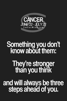 Cancer Sign Quotes Magnificent 1000 Cancer Astrology Quotes On Pinterest  Cancer Astrology