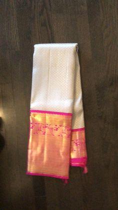 Bridal Silk Saree, Saree Wedding, Saree Trends, Work Sarees, Pink Saree, Sarees Online, Indian Fashion, Yard, Tuin