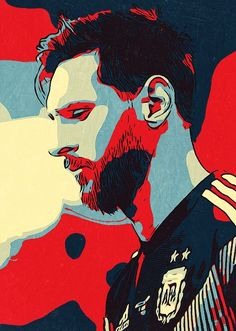 Football Art, World Football, Adidas Football, Fc Barcelona, Barcelona Soccer, Messi 10, Messi Pics, Messi Drawing, Messi Poster