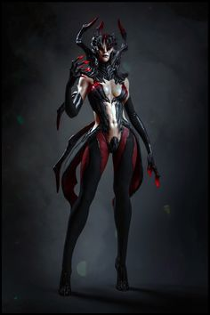 ArtStation - Elise – the Spider Queen, Tanoo Choorat