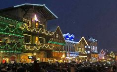 Best holiday destinations - Leavenworth
