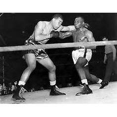 Joe Louis vs Jersey Joe Walcott 1948 Boxing Fight 8x10 Photo   eBay