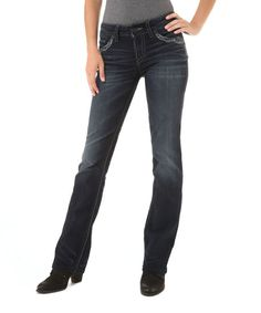 Suki Mid Rise Bootcut | SILVER JEANS CO