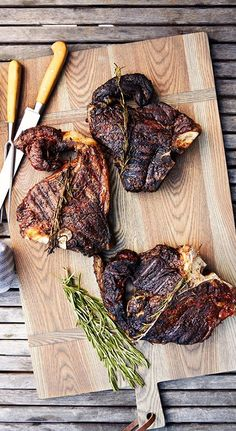Create a star of the meal with this simple recipe for Bistecca Fiorentina. Click for more tips!