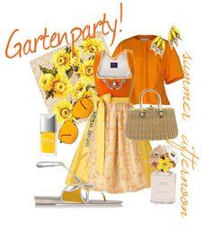 beTRACHTet #dirndl #fashion #set Sommer - Gartenparty im Dirndl | auf wildsauweissblau.blogspot.de