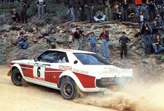 Ove Andersson - TOYOTA CÉLICA GT
