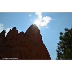 Garden of the Gods in Colorado Springs!