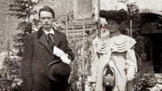 Rudolf Steiner and Marie Steiner