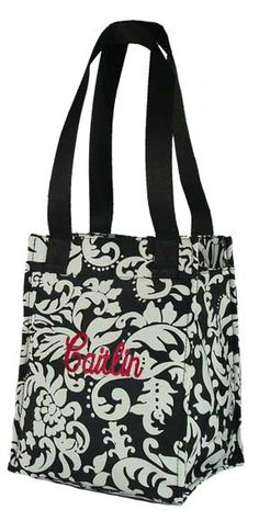 Replace the brown paper bag with this trendy summer flamingo pattern microfiber insulated work lunch bag. Immediate shipping from Simply Bags. Personalized Lunch Bags, Flamingo Pattern, Insulated Lunch Bags, Gym Bag, Monogram, Brown, Monograms, Brown Colors