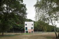 Atlas House in Eindhoven von Monadnock / Backsteinturm zum Wohnen - Architektur und Architekten - News / Meldungen / Nachrichten - BauNetz.de