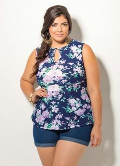 c3d835e0b4 435 Best Tops - Tank Tops - Plus Size images in 2019