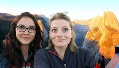 MOST BEAUTIFUL VIEW IN CALIFORNIA | LauraJane In The Yosemite