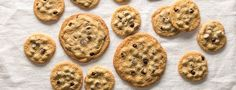 "Think of this as the elevated, from-scratch version of the Original Nestlé Toll House treat. If you're a ""the bigger, the better"" kind of baker, triple up on those scoops for our oversized version. Get our whole Classic Chocolate Chip Cookie primer in our newest May/June Issue, out now!  Save Recipe Print Classic Chocolate Chip …"