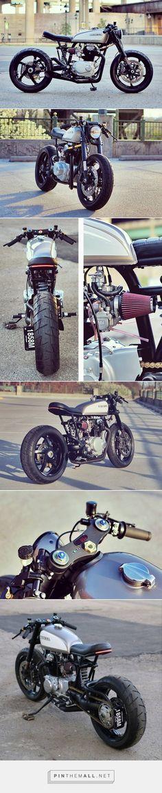 Zalige '69 Honda CB350 door Cognito Moto - Manners.nl - created via http://pinthemall.net