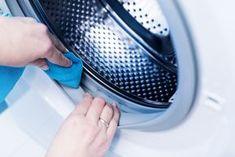 Uma máquina de lavar com mau cheiro pode deixar odores nas roupas limpas. Descubra como tirar o mau cheiro da máquina de lavar. Samsung Washing Machine, Clean Your Washing Machine, Washing Machines, Washer Pump, Washer And Dryer, Clean Washer, Samsung Washer, Drain Pump, Cleaning Appliances