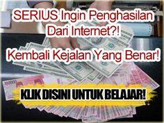 Trik simpel cara mengdapatkan uang dari internet : http://www.tutorialwebiz.com/trik-simpel-cara-mendapatkan-uang-dari-internet/