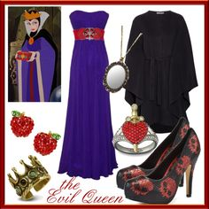 """""""The Evil Queen from Snow White"""""""