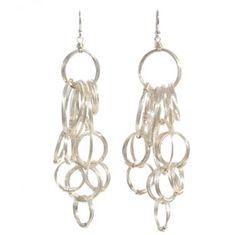 Amanda Sterett Liv Sterling Silver Earrings - Sale $129.99.