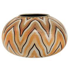 An Art Deco Style Ceramic Decorative Vase by, Douglas Breitbart   1stdibs.com