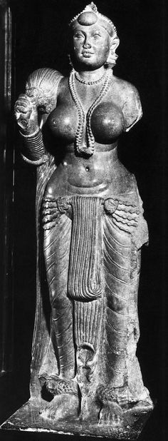 Yakshi Sculpture This was a statue from the