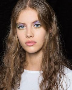 Mermaid eyes was big on the runway this season. We show you how to get the look on grazia.co.in  via GRAZIA INDIA MAGAZINE OFFICIAL INSTAGRAM - Fashion Campaigns  Haute Couture  Advertising  Editorial Photography  Magazine Cover Designs  Supermodels  Runway Models