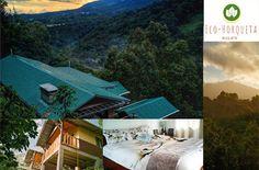 Eco Horqueta, Hotel in Panama Panama, Bungalows, Autos, Far Away, Nature Reserve, City, Destinations, Travel, Panama Hat