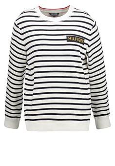 Tommy Hilfiger MABEL - Sweatshirt - white - Zalando.de