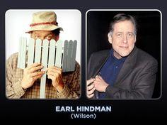 earl hindman age