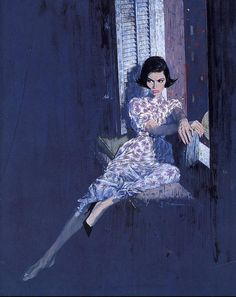 Illustration by Robert McGinnis