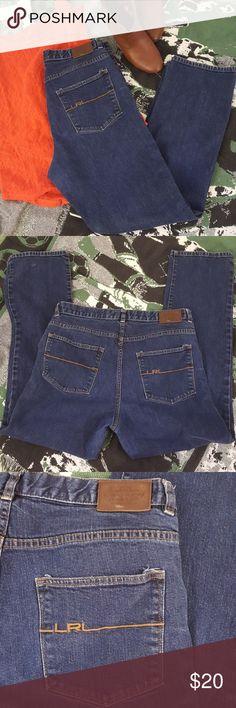 Ralph Lauren jeans Blue straight legged jeans in very good condition Ralph Lauren Jeans Straight Leg