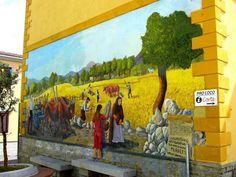 Murale di Orotelli