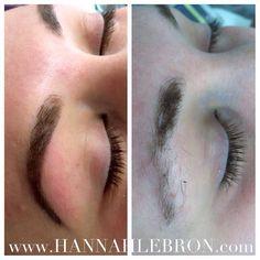#BBHLbrows - Brow Makeover by Hannah Lebron | www.HannahLebron.com